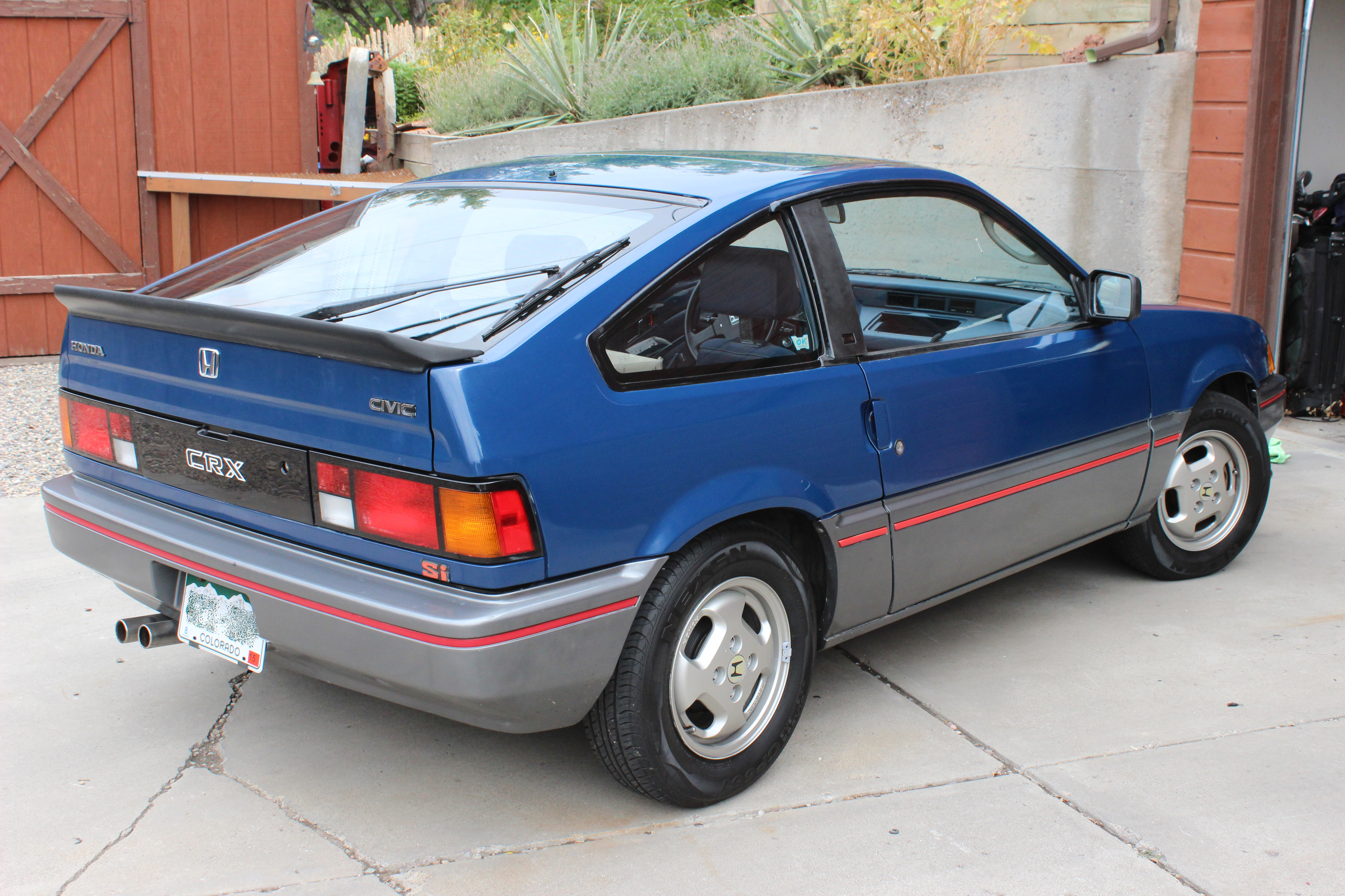 life with a 1985 crx si builds and project cars forum. Black Bedroom Furniture Sets. Home Design Ideas